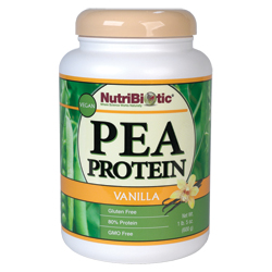 NutriBiotic Pea Protein