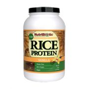 NutriBiotic Rice Protein