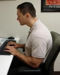 Bad Posture at the Computer