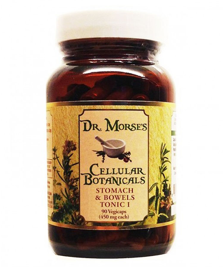 Cellular Botanicals Stomach and Bowel Tonic