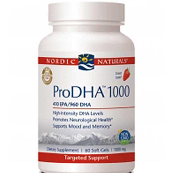 Nordic Naturals ProDHA 1000